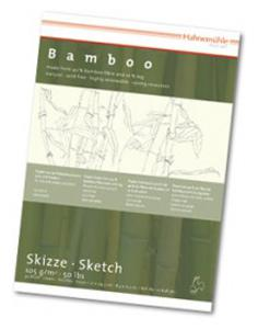 Hahnemuehle - Blocchi - Bamboo-Sketch 105gr | Bellearti.net