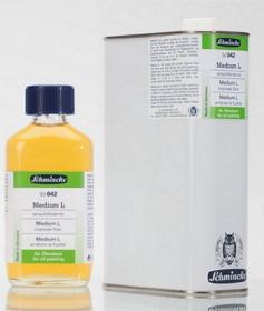 Schmincke medium L per colori a olio