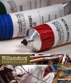 Williamsburg colori a olio