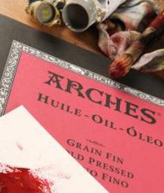 Arches olio cotone 100%